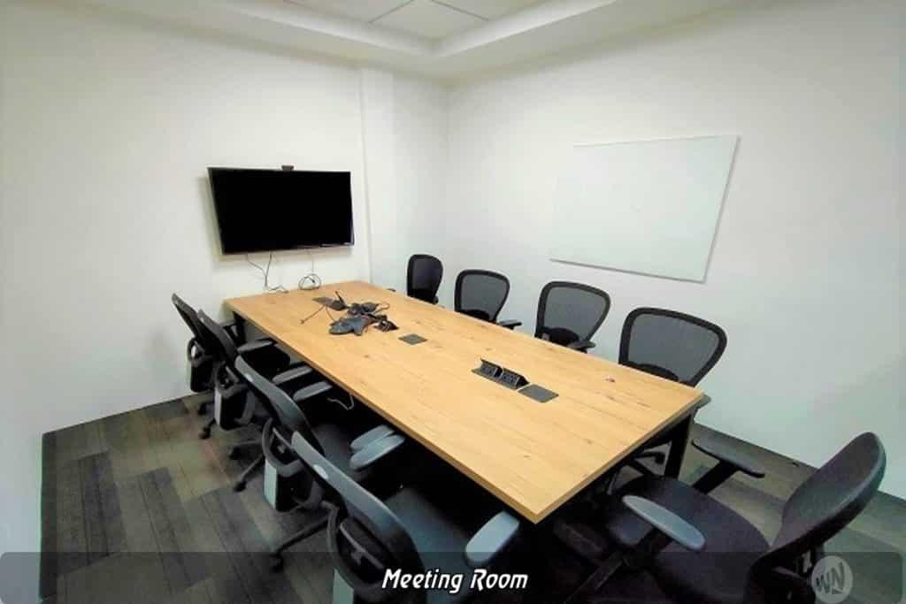 Worknests || Meeting Room