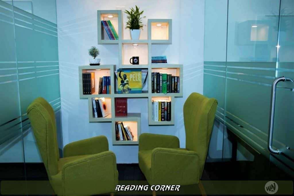 Worknests || Reading Corner