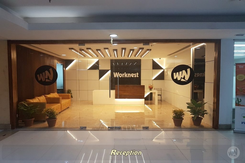 Worknests || Reception